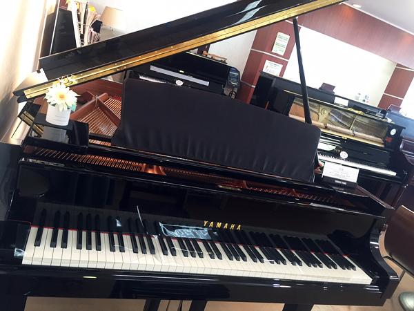 鍵盤楽器コーナー